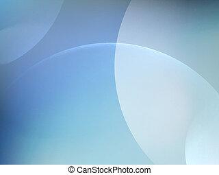 astratto, leggero blu, fondo., +, eps10