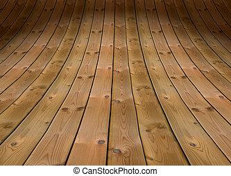astratto, legno, fondo, 3d