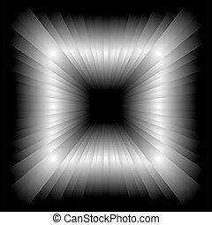 astratto, luce, fondo