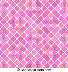 astratto, modello, fondo, in, rosa, colori