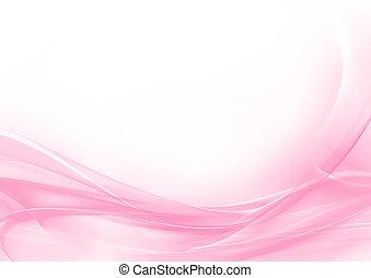 Rosa Pastello Astratto Sfondo Bianco Colors Rosa Pastello
