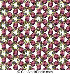 astratto, pattern., seamless, fondo