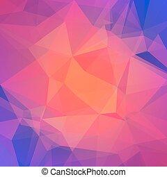 astratto, pendenza, triangolo, fondo