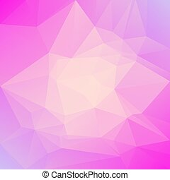 astratto, quadrato, triangolo, fondo.