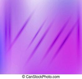 astratto, rosa, e, sfondo bianco
