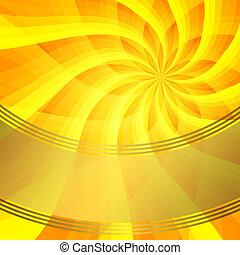 astratto, sfondo giallo