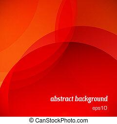 astratto, sfondo rosso