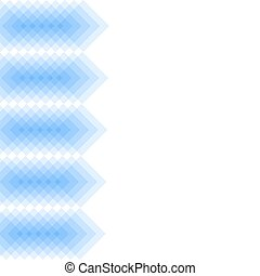 astratto, shapes., sfondo bianco, geometrico