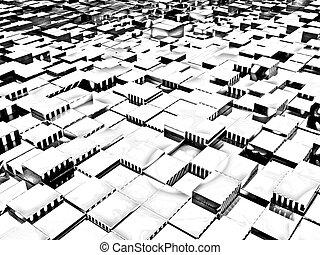 astratto, urbano, fondo