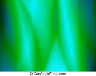 astratto, verde, modello, fondo