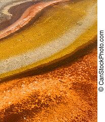 astratto, yellowstone