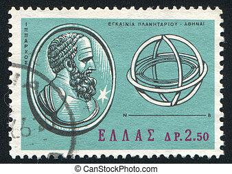 astrolabe, hipparchus