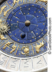 Astrological clock - Astrological clock