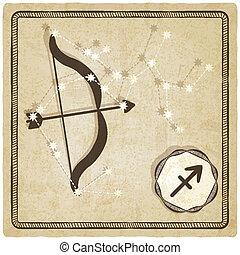 astrological sign - sagittarius