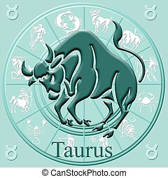 astrologie, symbol