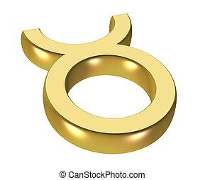 astrologie, symbole