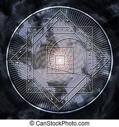 astrologique, disque