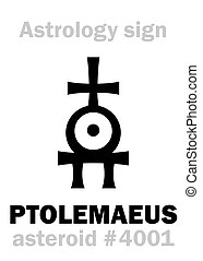 Astrology: asteroid hebe  Astrology alphabet: hebe, asteroid