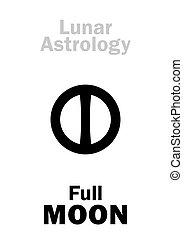 Astrology: Full MOON