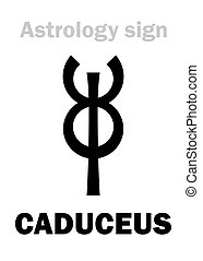 Astrology: Mercury's CADUCEUS