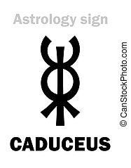 Astrology: Mercury's CADUCEUS