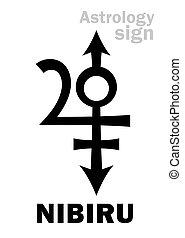 Astrology: Orphan planet NIBIRU - Astrology Alphabet:...