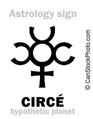 Astrology: asteroid odysseus (ulysses) Astrology alphabet