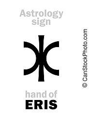 astrology:, planet, eris