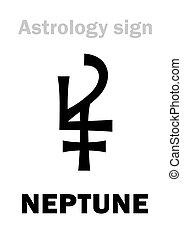 Astrology: planet NEPTUNE