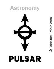 Astrology: PULSAR (Impulse Rays)