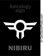 Astrology: Rogue planet NIBIRU
