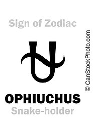 Astrology: Sign of Zodiac OPHIUCHUS (The Snake-holder)
