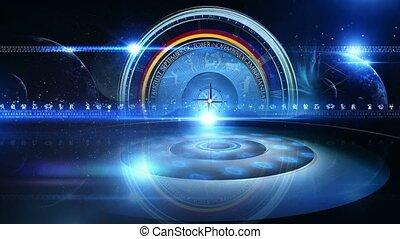 Astrology Virtual studio