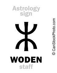 Astrology: WODEN staff