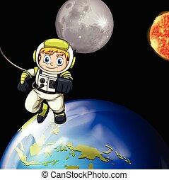Astronaunt