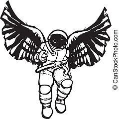 Astronaut Angel