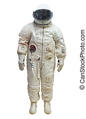 astronaut in a spacesuit