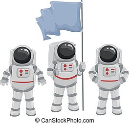 Astronaut Team