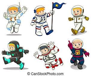 astronomi, gruppo
