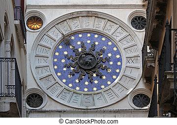 Astronomical Clock Back
