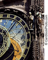 Astronomical Clock in Prag