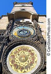 Astronomical Clock Orloj, of Prague