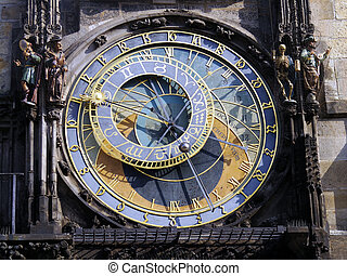 Astronomical Clock, Prague Old Town landmark tower