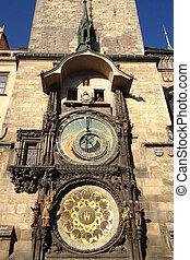 astronomical clock