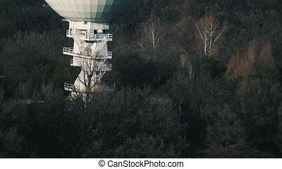 Astronomical laboratory. Seoul. South Korea