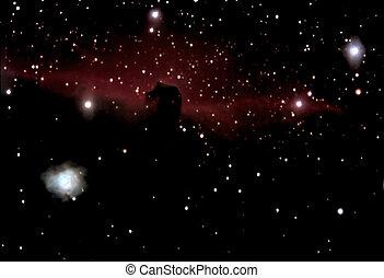 Astronomy - Horsehead Nebula