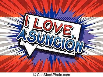 asuncion, amore
