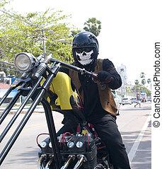 asustadizo, biker