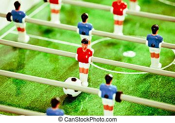 asztal foci