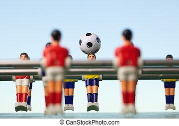 asztal, football.foosball